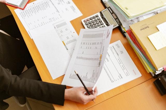 An Appraiser Preparing the Home Appraisal Report